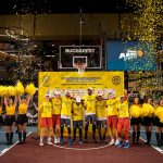 3×3 Globetrotters: Echipa New York Harlem a câștigat Raiffeisen Bank Bucharest Challenger. Virgil Stănescu a reușit faza turneului în victoria cu cea mai bună echipă din lume la baschet 3×3