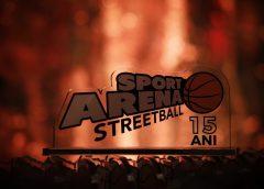 Legende ale sportului premiate la Gala Sport Arena Streetball
