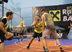 Baschetul 3×3 revine: Vezi toate detaliile despre sezonul 2021 Raiffeisen Bank Sport Arena Streetball